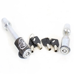 "7/8"" Span Coupler & Receiver Lock Set"