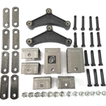 Tandem Axle Hanger Kit for Double Eye Spring (5.2K)