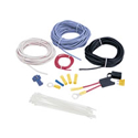 DIY installation kit with 7 & 4 multi tow plug with bracket